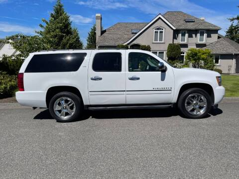 2009 Chevrolet Suburban for sale at SNS AUTO SALES in Seattle WA