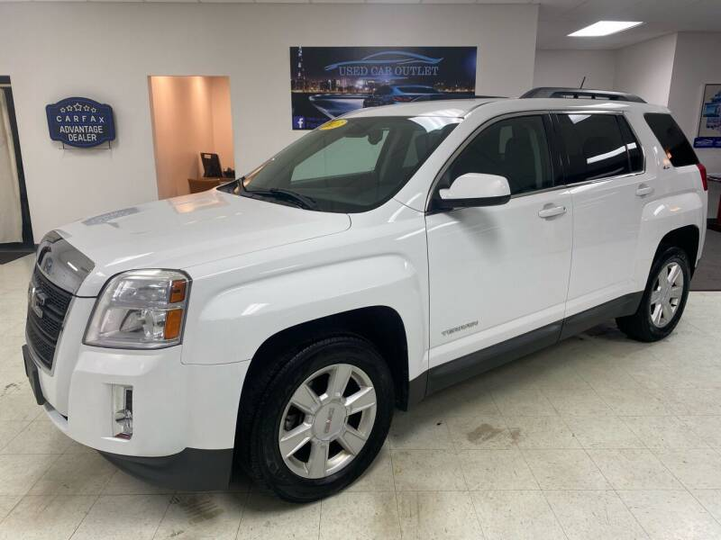2013 GMC Terrain for sale at Used Car Outlet in Bloomington IL