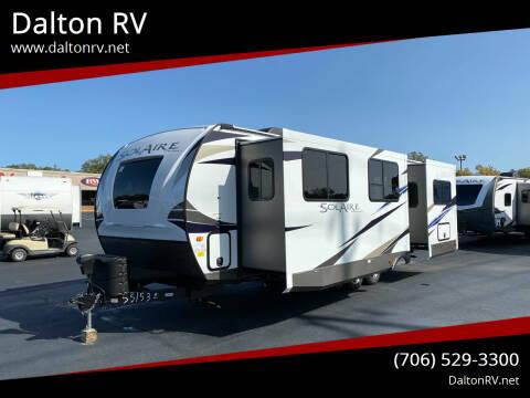 2022 Palomino Solaire Ultra Lite 260FKBS for sale at Dalton RV in Dalton GA