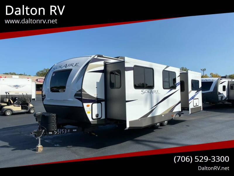 2021 Palomino Solaire Ultra Lite 260FKBS for sale at Dalton RV in Dalton GA