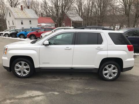 2017 GMC Terrain for sale at MICHAEL MOTORS in Farmington ME