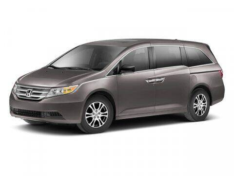 2013 Honda Odyssey for sale at Hawk Ford of St. Charles in Saint Charles IL
