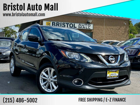 2017 Nissan Rogue Sport for sale at Bristol Auto Mall in Levittown PA