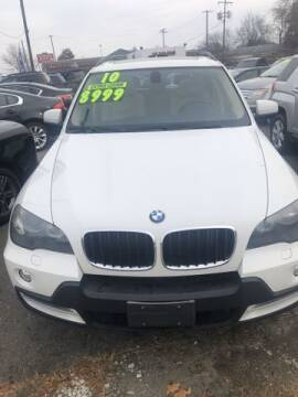 2010 BMW X5 for sale at Al's Linc Merc Inc. in Garden City MI