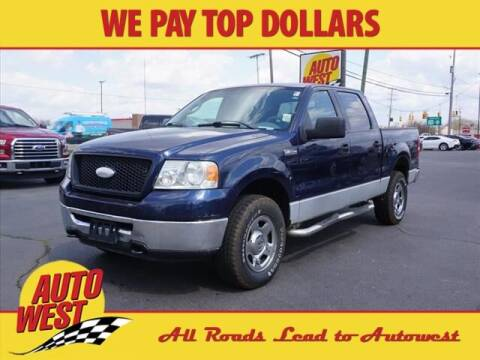 2006 Ford F-150 for sale at Autowest Allegan in Allegan MI