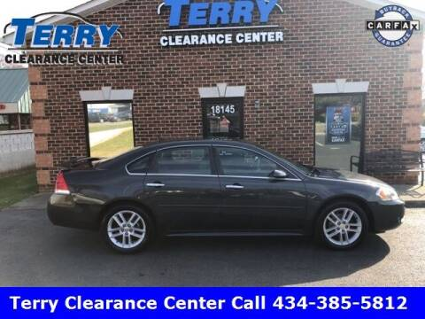 2014 Chevrolet Impala Limited for sale at Terry Clearance Center in Lynchburg VA