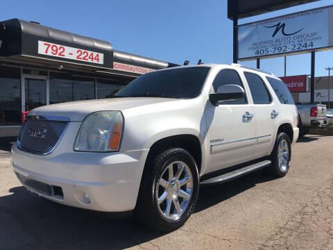 2012 GMC Yukon for sale at NORRIS AUTO SALES in Oklahoma City OK