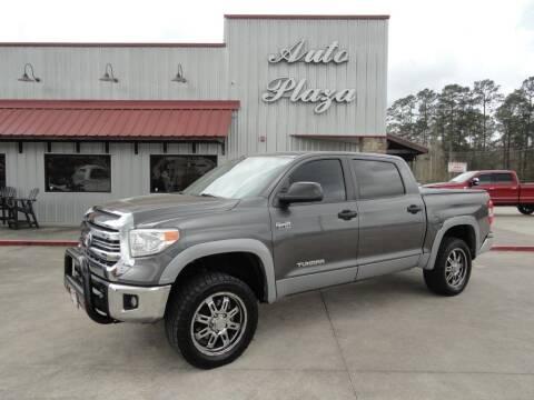 2015 Toyota Tundra for sale at Grantz Auto Plaza LLC in Lumberton TX