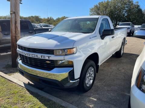 2021 Chevrolet Silverado 1500 for sale at Greg's Auto Sales in Poplar Bluff MO