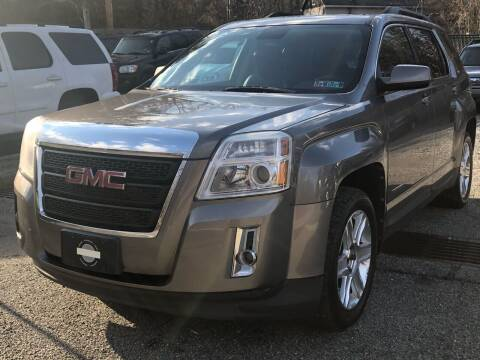 2012 GMC Terrain for sale at AMA Auto Sales LLC in Ringwood NJ