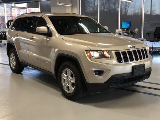 2014 Jeep Grand Cherokee for sale at Simply Better Auto in Troy NY