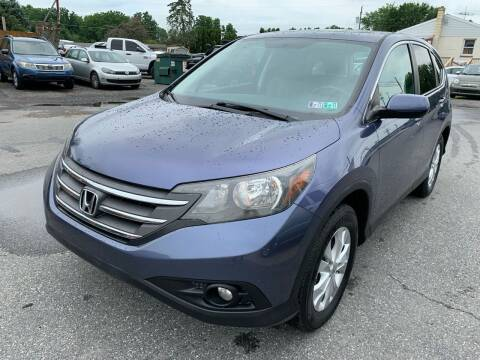 2013 Honda CR-V for sale at Sam's Auto in Akron PA