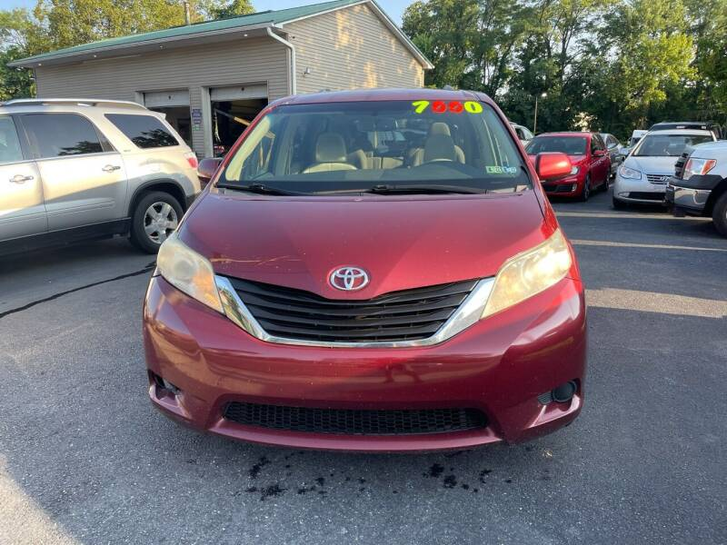 2011 Toyota Sienna for sale at Roy's Auto Sales in Harrisburg PA