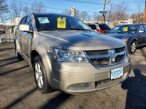 2009 Dodge Journey for sale at New Plainfield Auto Sales in Plainfield NJ