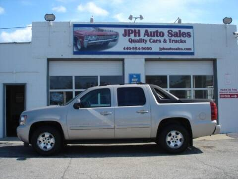2007 Chevrolet Avalanche for sale at JPH Auto Sales in Eastlake OH