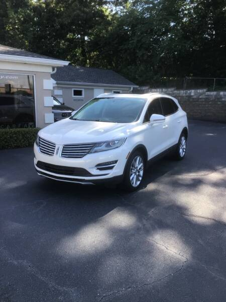 2018 Lincoln MKC for sale at Nodine Motor Company in Inman SC