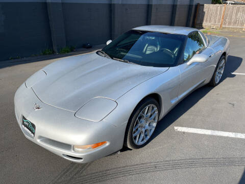2003 Chevrolet Corvette for sale at APX Auto Brokers in Lynnwood WA