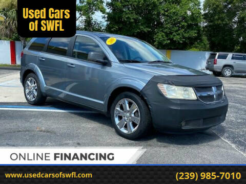 2009 Dodge Journey for sale at Used Cars of SWFL in Fort Myers FL