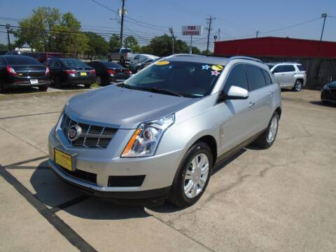 2010 Cadillac SRX for sale at BAS MOTORS in Houston TX