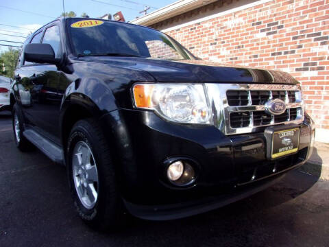 2011 Ford Escape for sale at Certified Motorcars LLC in Franklin NH