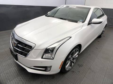 2016 Cadillac ATS for sale at Smart Chevrolet in Madison NC
