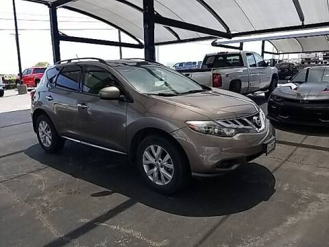 2014 Nissan Murano for sale at Jerry's Buick GMC in Weatherford TX