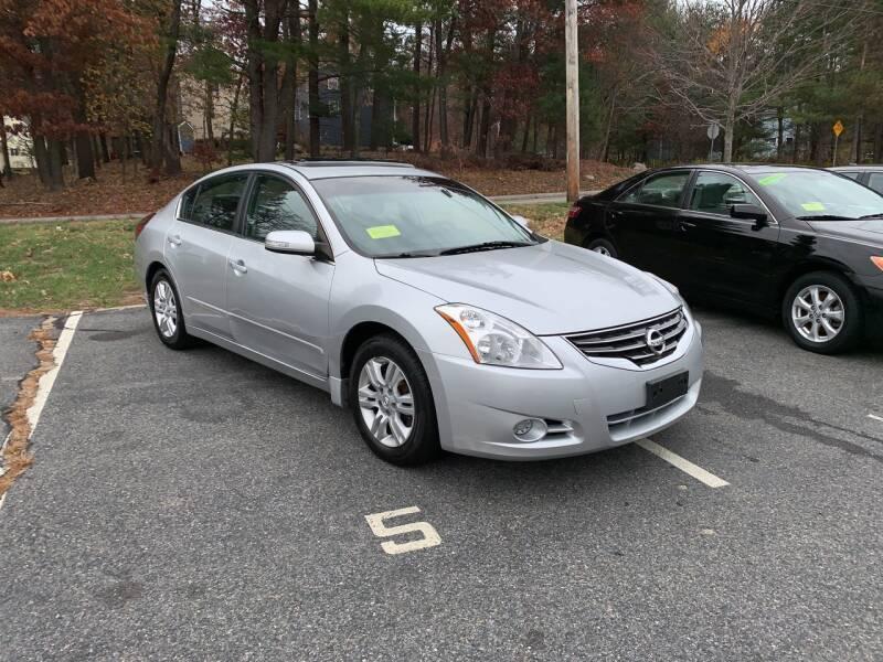 2012 Nissan Altima for sale at Ric's Auto Sales in Billerica MA