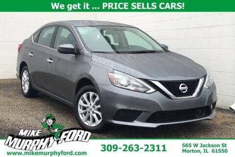 2019 Nissan Sentra for sale at Mike Murphy Ford in Morton IL