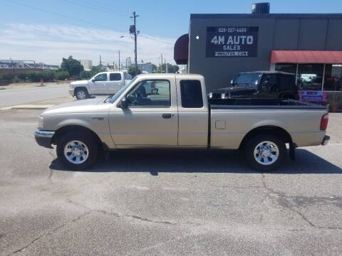 2001 Ford Ranger for sale at 4M Auto Sales | 828-327-6688 | 4Mautos.com in Hickory NC