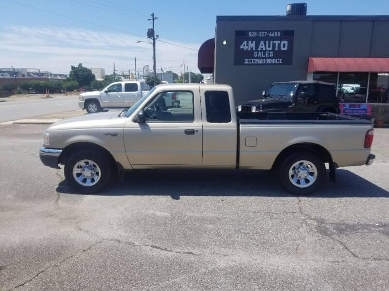 2001 Ford Ranger for sale at 4M Auto Sales   828-327-6688   4Mautos.com in Hickory NC