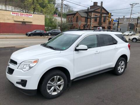 2011 Chevrolet Equinox for sale at Fellini Auto Sales & Service LLC in Pittsburgh PA
