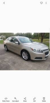 2014 Chevrolet Malibu for sale at J & J Auto Brokers in Slidell LA