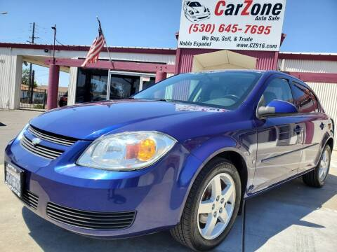 2007 Chevrolet Cobalt for sale at CarZone in Marysville CA