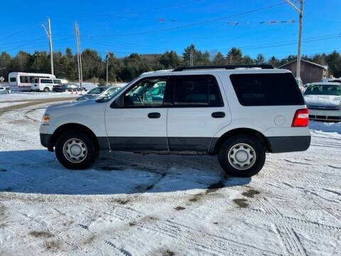 2010 Ford Expedition for sale at Upstate Auto Sales Inc. in Pittstown NY
