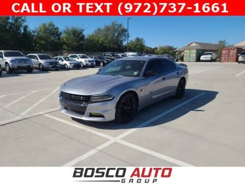 2017 Dodge Charger for sale at Bosco Auto Group in Flower Mound TX