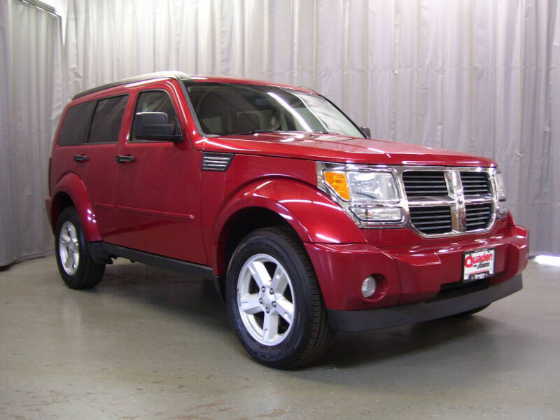 2007 Dodge Nitro for sale at QUADEN MOTORS INC in Nashotah WI
