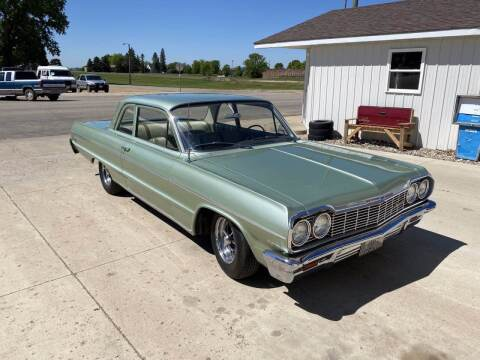 1964 Chevrolet Bel Air for sale at B & B Auto Sales in Brookings SD