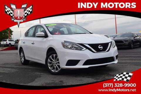 2019 Nissan Sentra for sale at Indy Motors Inc in Indianapolis IN