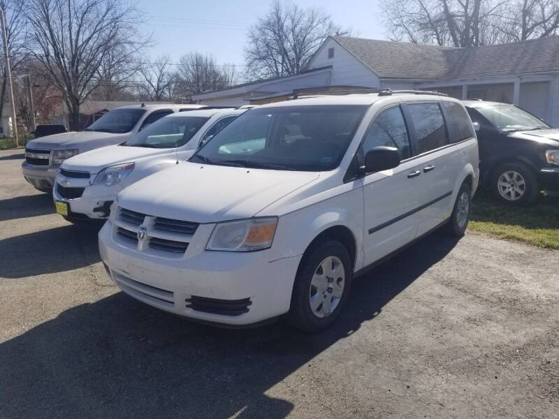 2008 Dodge Grand Caravan for sale at Bakers Car Corral in Sedalia MO