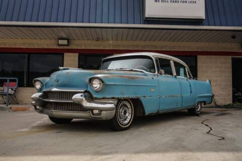 1956 Cadillac DeVille for sale at CarUnder10k in Dayton TN
