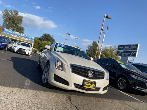 2013 Cadillac ATS for sale at Save Auto Sales in Sacramento CA