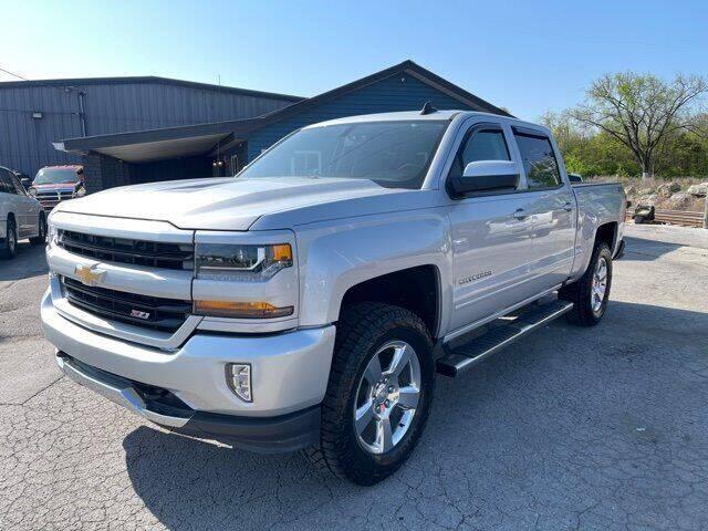 2017 Chevrolet Silverado 1500 for sale at Southern Auto Exchange in Smyrna TN