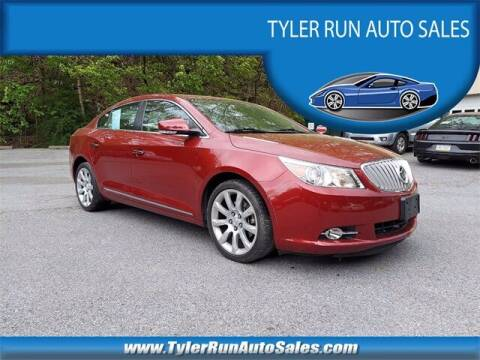 2010 Buick LaCrosse for sale at Tyler Run Auto Sales in York PA