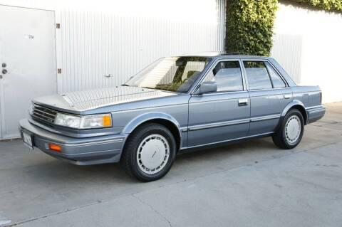 1988 Nissan Maxima for sale at CALIFORNIA AUTO DIRECT in Costa Mesa CA