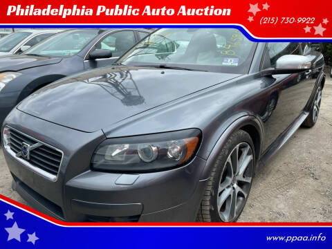 2010 Volvo C30 for sale at Philadelphia Public Auto Auction in Philadelphia PA