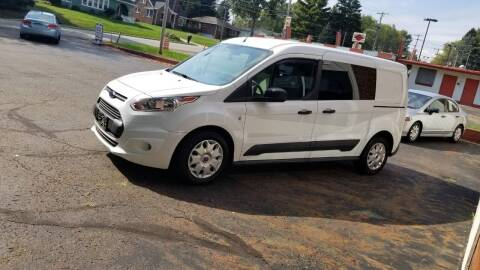 2017 Ford Transit Connect Cargo for sale at Modern Day Motor Cars LLC in Wadsworth OH