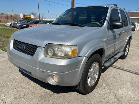 2007 Ford Escape for sale at Texas Select Autos LLC in Mckinney TX