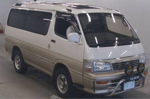1994 Toyota Hiace *INCOMING for sale at JDM Car & Motorcycle LLC in Seattle WA