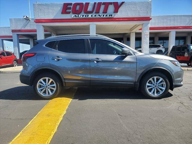 2019 Nissan Rogue Sport for sale at EQUITY AUTO CENTER in Phoenix AZ