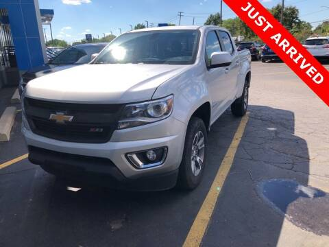 2019 Chevrolet Colorado for sale at MATTHEWS HARGREAVES CHEVROLET in Royal Oak MI
